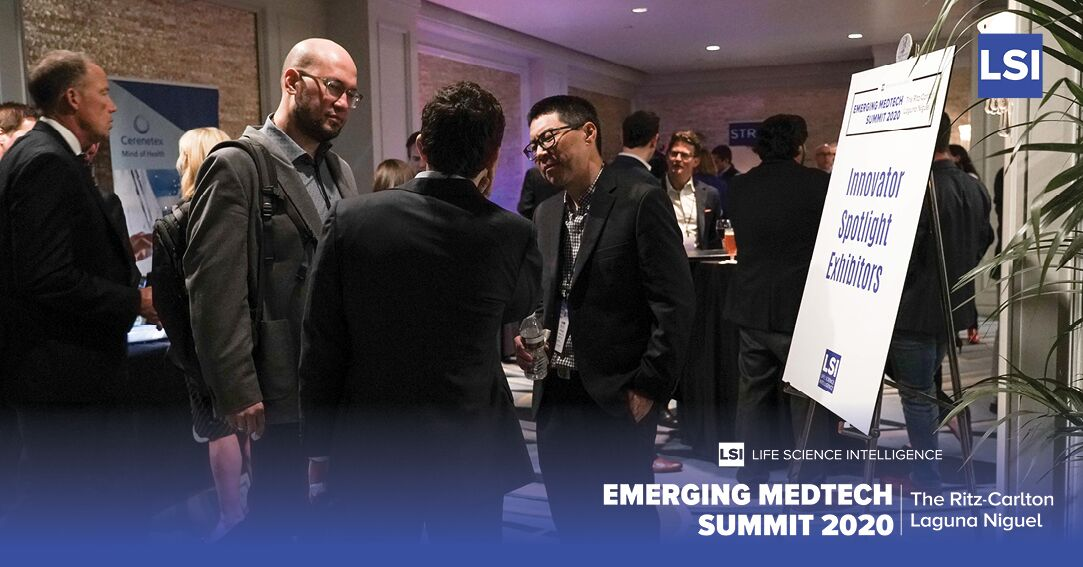 Investor Reception and Networking on Day 1 Welcome Session