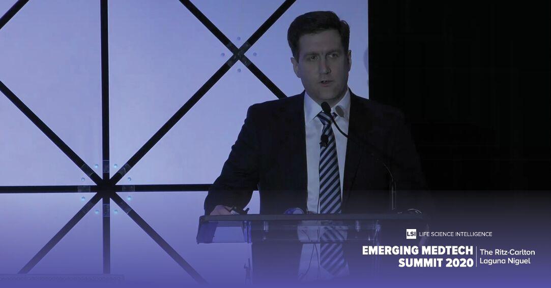 Neurent Medical CEO Brian Shields