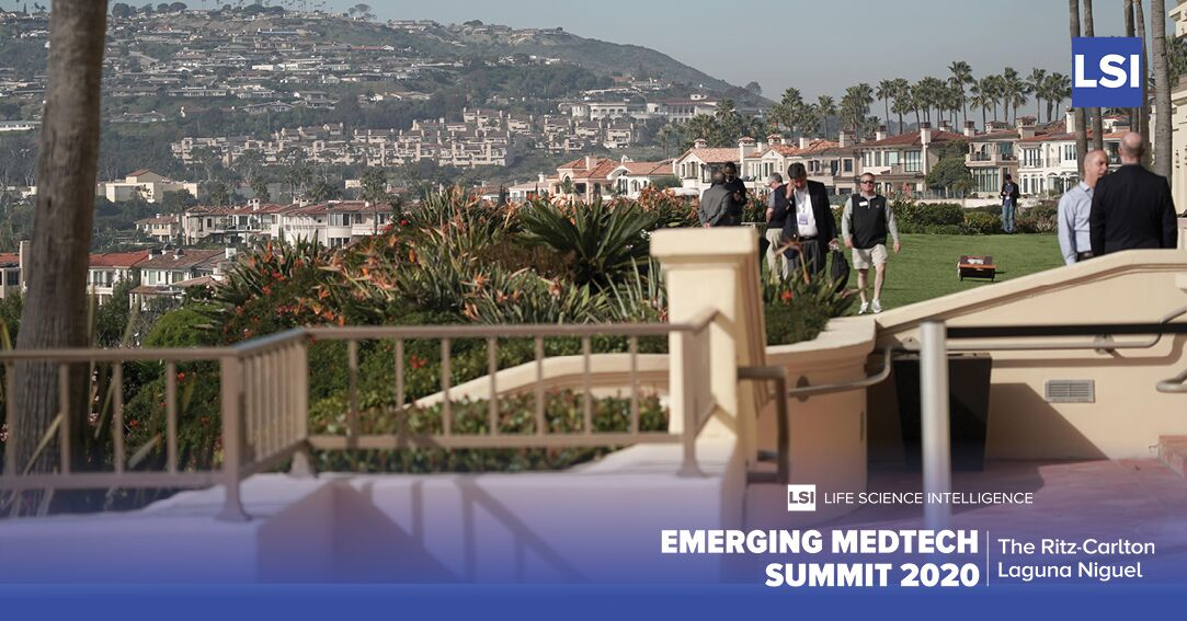 Partnering on the Pacific at Emerging Medtech Summit