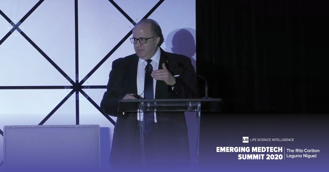 QUANTASON CEO Edmond Rambod