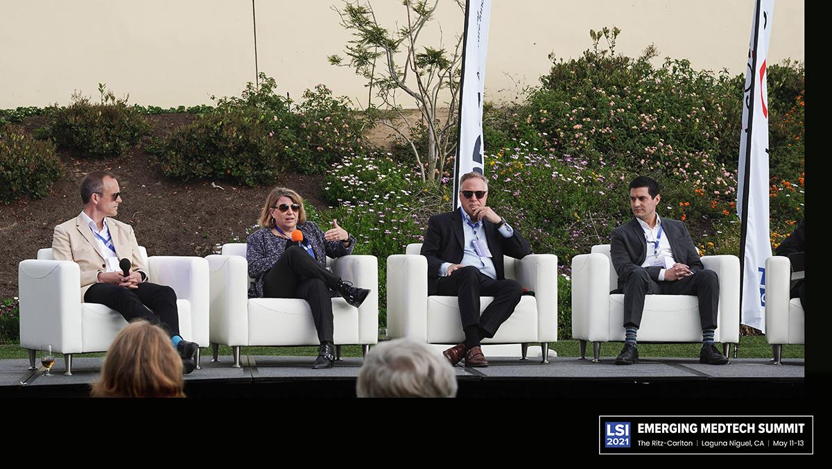 Richard Vincent, Susan Wood, Bruce Lichorowic, Nissan Elimelech